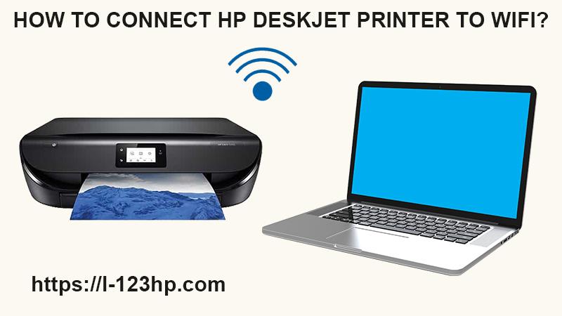 Connect HP DeskJet Printer to WiFi