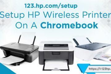 123.hp.com/setup | Setup HP Wireless Printer On A Chromebook