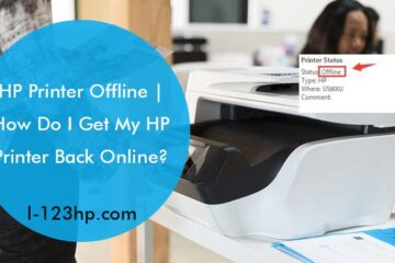 How Do I Get My Offline HP Printer Back Online?