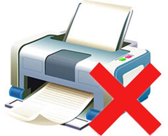 Printer won't print
