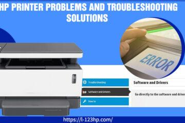 HP printer problems