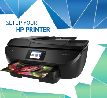 How to Setup The HP Printer